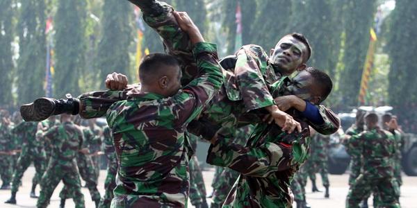 Tentara Nasional Indonesia. (Foto: Koran SI)