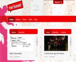 HaiSobat.com, Situs Gaul yang Bikin Pintar