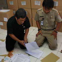 Ilustrasi: Persiapan Pemilukada di Semarang (Foto: Koran SI)