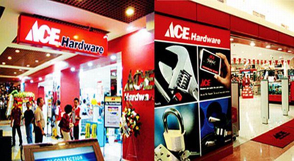 Ace Hardware Alam Sutera Diklaim yang Terbesar