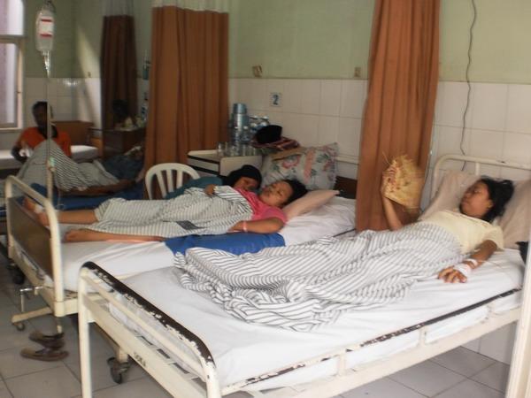 Kisah Tinah 26 Hari Di Bangsal Rumah Sakit Okezone Megapolitan