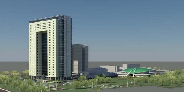 Gedung baru DPR (Foto: Dok DPR)
