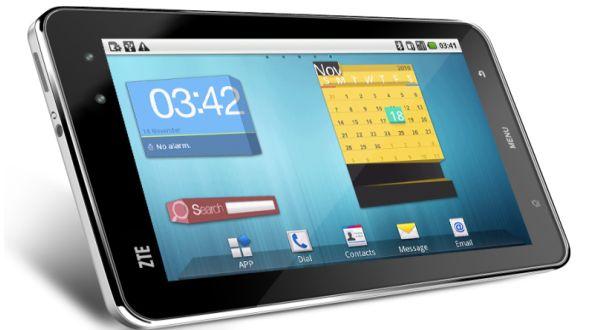 ZTE Hadirkan Light Tab, Tablet 3G Rp2 Jutaan