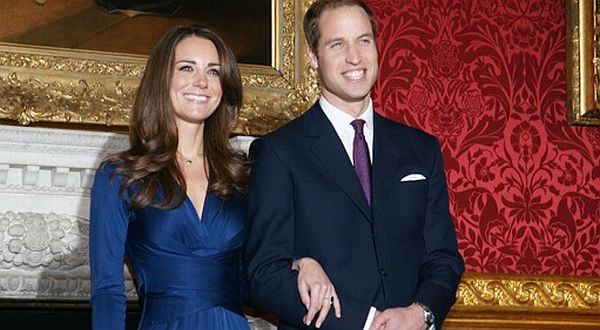 Aplikasi Pangeran William & Kate Laris Manis