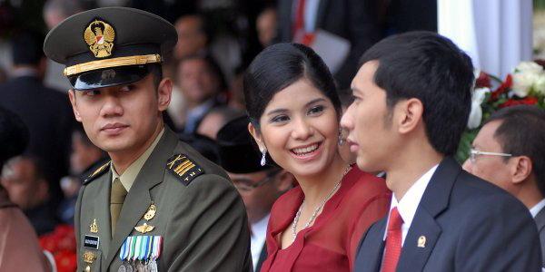 Karier Militer Putra Sby Dipaksakan Untuk 2019 Okezone News