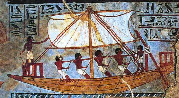 Tim Arkeolog Siap 'Bangkitkan' Kapal Kuno Mesir