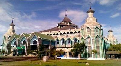 Masjid Al Markaz Al Islami Jenderal M Jusuf Makassar. (Foto: okezone)