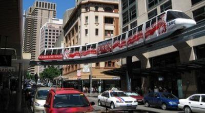 Ilustrasi monorail, gambar monorail di Sydney (Foto: 1nd1r4.wordpress.com)