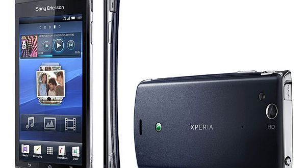 Xperia Arc Ponsel Kamera Terbaik Eropa 2011-2012