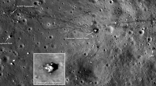 Kenang Perjalanan ke Bulan, NASA Rilis Foto Baru