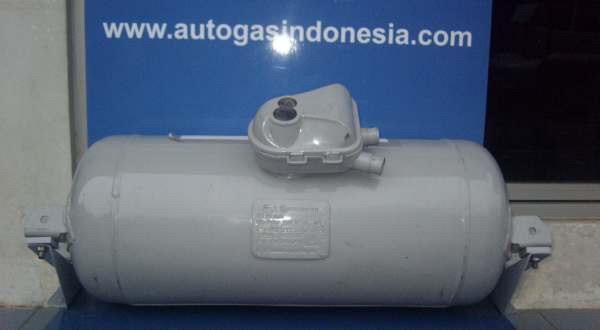 F: Tabung Autogas Indonesia (Septian Pamungkas / Okezone)