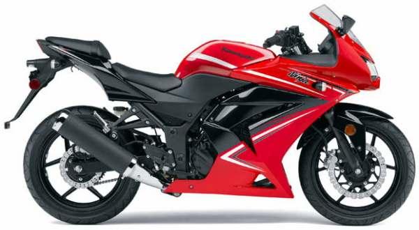 F: Kawasaki Ninja 250 2012 (motorcycle)