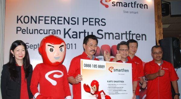 Smartfren Tawarkan Internet Berkecepatan Hingga 14,7 Mbps