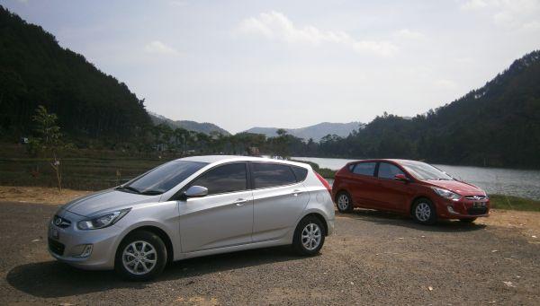 F: Hyundai Grand Avega (Septian Pamungkas / Okezone)