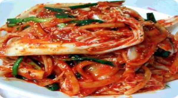 ilustrasi Kimchi Foto: Wordpress