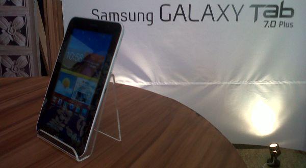 Kelebihan dan Kekurangan Galaxy Tab 7.0 Plus