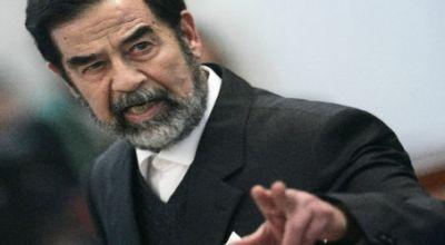 Saddam Hussein (Foto: Reuters)
