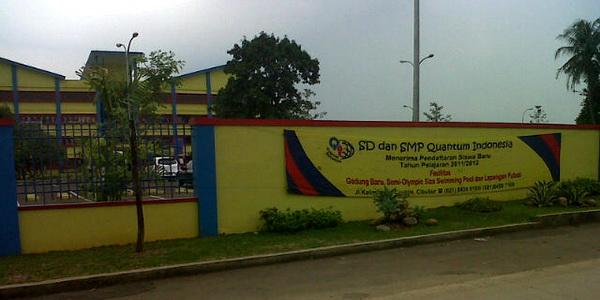 Sekolah Quantum Indonesia (Foto: Fahmi F/okezone)