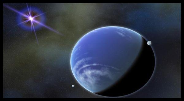 Ditemukan Planet Sedingin Bumi
