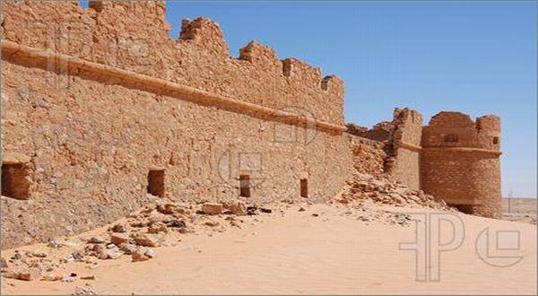 Peradaban yang Hilang Ditemukan di Libia