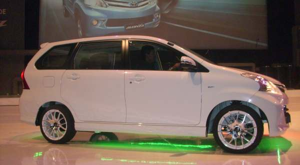 F: All New Avanza Veloz (Azwar F/Okezone)