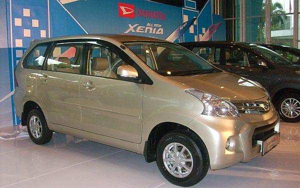 F: Daihatsu All New Xenia (Septian Pamungkas / Okezone)