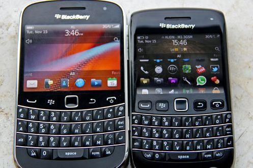 Pilih BlackBerry Dakota Atau Bellagio, ya?