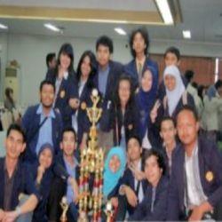 Tim Himatan Unpad jadi juara umum Pilmitanas 2011 (Foto: dok. Unpad)