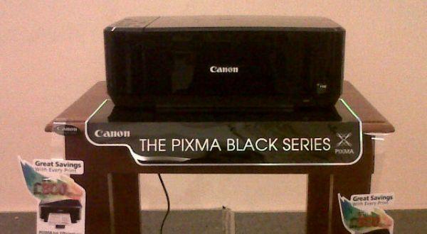 Pixma E500, Printer Hemat Biaya dari Canon