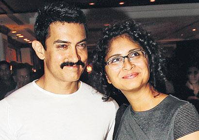 Gagal Akting Romantis Dengan Istri Aamir Khan Kesal Okezone Celebrity