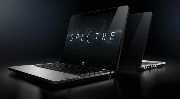 HP Envy 14 Spectre, Ultrabook dari Kaca