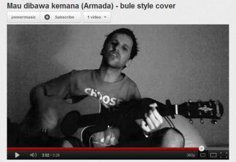 Di YouTube, Bertebaran Video Orang Bule Nyanyi Lagu Indonesia