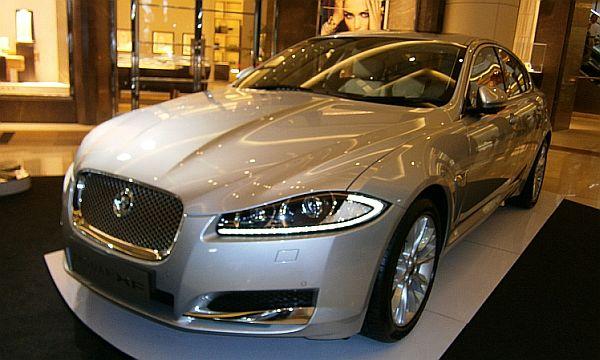Spesifikasi Lengkap Jaguar Xf 2012 Okezone Otomotif