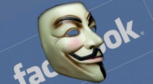 Anonymous Bikin Facebook Down?