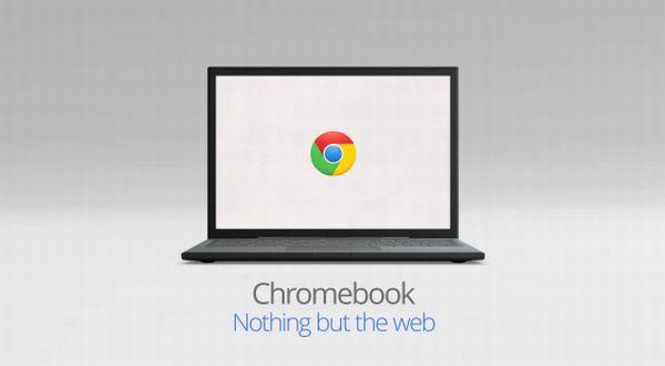 Google Sebar 27 Ribu Chromebook ke Sekolah
