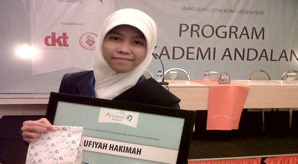 Ulfiyah Hikmah (Foto: Margaret P/okezone)