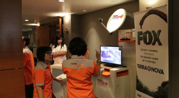 Parabola Orange TV, Siaran Berkualitas dengan Harga Pantas