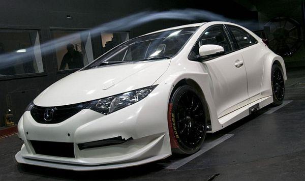 F: Honda Civic Next Generation Touring Car (worldcarfans)