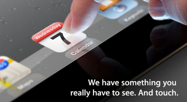 iPad 3 Dipasarkan 16 Maret?