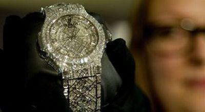 Jam tangan Hublot (Foto: BBC)