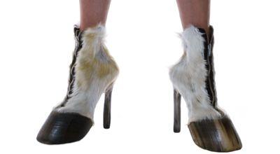 Sepatu kaki kuda (Foto: Orange)