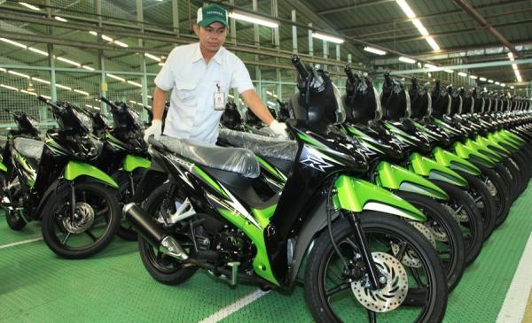 F : Honda Revo Dengan Tampilan Baru (Dok.AHM)