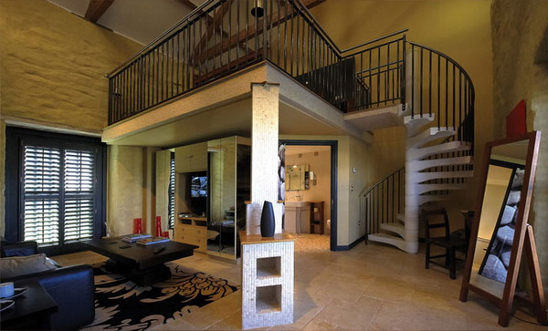 Mezzanine di rumah minimalis all about property - Mezzanine foto ...