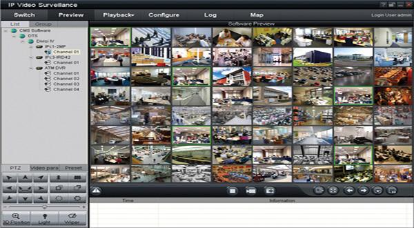 iVMS Software Cerdas Pengendali CCTV