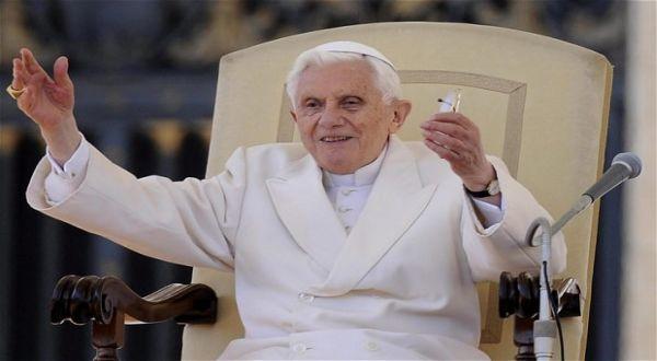 Paus Benediktus XVI (Foto: EPA)
