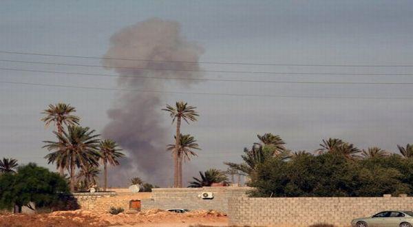 Serangan Udara NATO di Libya (Foto: France24)