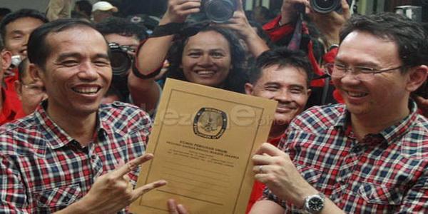 Jokowi (Foto: Heru/Okezone)