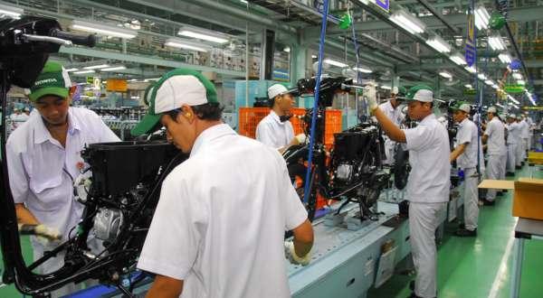 F: Pabrik Astra Honda Motor (dok AHM)
