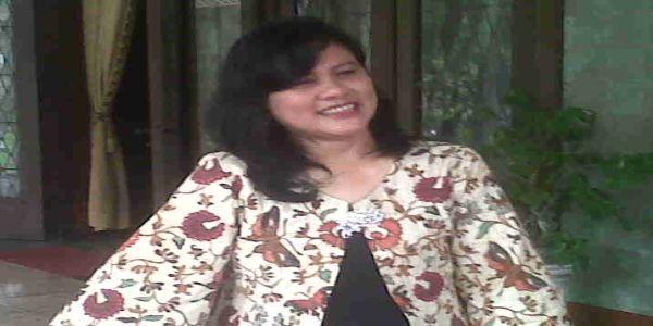 istri Jokowi, Iriana (foto:Genta Wahyu/okezone)