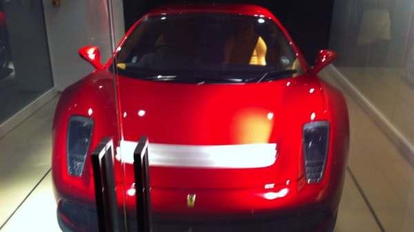F: Ferrari 458 Eric Clapton (autoevolution)